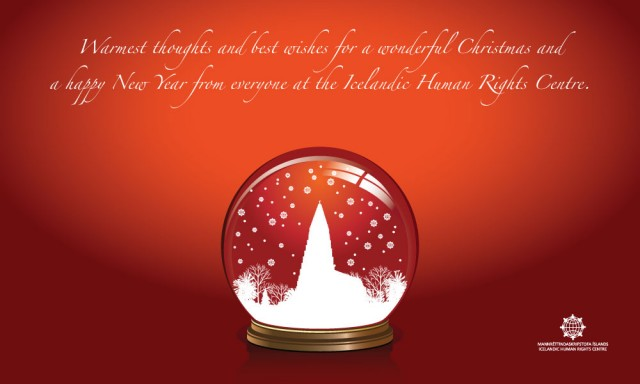 Christmas greetings and holiday vacation icelandic human rights centre christmas greetings and holiday vacation m4hsunfo