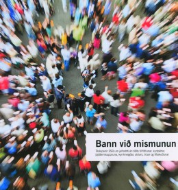 Bann við mismunun (Prohibitition of discrimination/Non-discrimination)