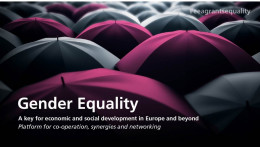 Jafnrétti til Útflutnings / Gender Equality - A key for economic and social development in Europe and beyond